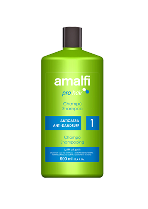 Picture of Professional shampoo against dandruff 900 ml. Amalfi