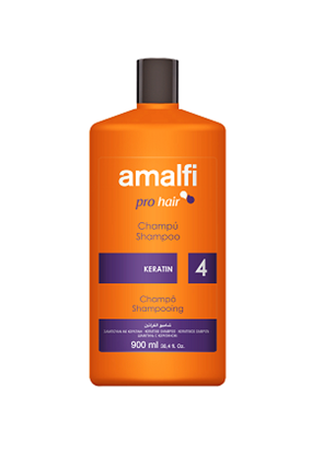 Picture of Professional shampoo Keratin 900 ml. Amalfi