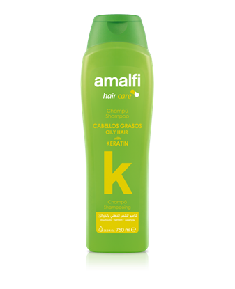 Picture of Keratin shampoo for oily hair 750 ml amalfi