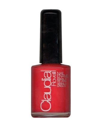 Picture of წითელი ფორთოხალი ფრჩხილის ლაქი CLAUDIA ROVELLI Nº 21