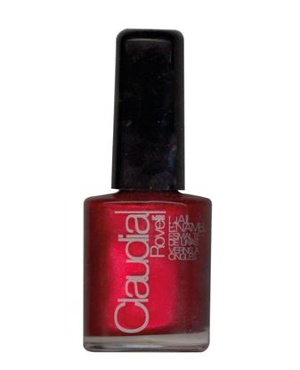 სურათი მეტალისფერი წითელი ვარდისფერში ფრჩხილის ლაქი 230  C.ROVELLI