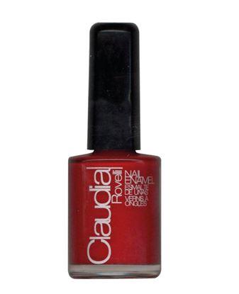Picture of კლასიკური წითელი ფრჩხილის ლაქი   CLAUDIA ROVELLI Nº 16